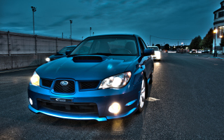 Subaru Impreza WRX Picture for Android, iPhone and iPad