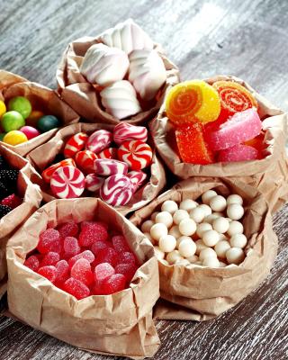 Marshmallows Sweets - Obrázkek zdarma pro Nokia C5-03