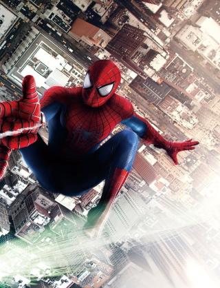 Amazing Spider Man 2 - Obrázkek zdarma pro Nokia C2-03