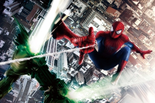 Amazing Spider Man 2 - Obrázkek zdarma pro Samsung Galaxy Tab 3 10.1