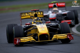 Free Renault Australia Race Picture for Android, iPhone and iPad