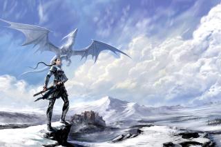 Arcane Elven Warrior in Armor - Obrázkek zdarma pro Sony Xperia Z1
