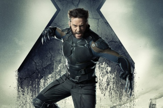 Hugh Jackman X Men Days Of Future Past - Obrázkek zdarma pro Fullscreen 1152x864