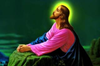 Jesus Prayer - Obrázkek zdarma pro 1440x900