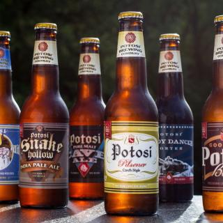 Potosi Brewery, Craft Beer - Obrázkek zdarma pro iPad