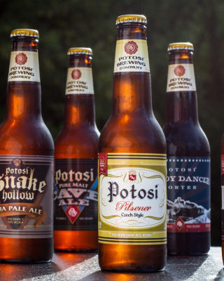 Potosi Brewery, Craft Beer - Obrázkek zdarma pro 240x400