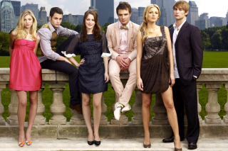 Gossip Girl Series Wallpaper for Android, iPhone and iPad