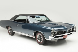 Classic Car - 1967 Pontiac Tempest GTO Picture for Android, iPhone and iPad