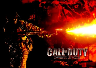 Free Call Of Duty World At War Picture for Android, iPhone and iPad