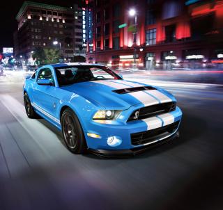 Shelby Mustang - Obrázkek zdarma pro 2048x2048