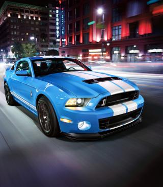 Shelby Mustang - Obrázkek zdarma pro iPhone 5C