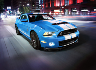 Shelby Mustang - Obrázkek zdarma pro Sony Xperia C3