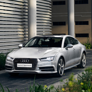 Audi A7 Sportback - Obrázkek zdarma pro iPad