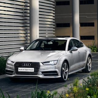 Audi A7 Sportback - Obrázkek zdarma pro 320x320