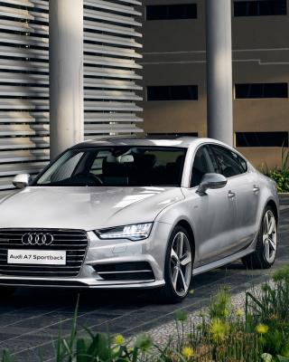 Audi A7 Sportback - Obrázkek zdarma pro Nokia X3