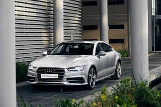 Audi A7 Sportback - Obrázkek zdarma pro Android 640x480