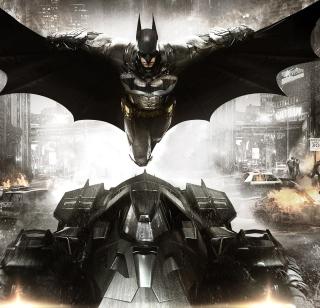 Batman: Arkham Knight - Obrázkek zdarma pro iPad mini