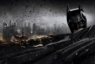 Free The Dark Knight - Batman Picture for Android, iPhone and iPad