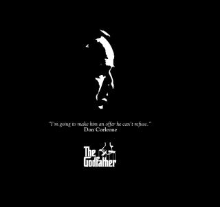 GodFather - Obrázkek zdarma pro iPad Air