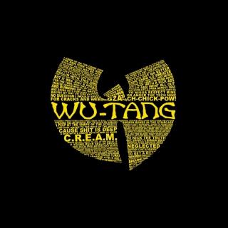 Wu-Tang Clan - Obrázkek zdarma pro iPad
