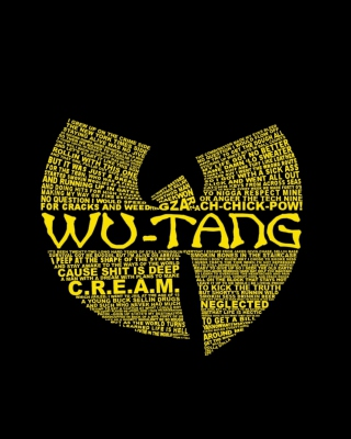 Wu-Tang Clan - Obrázkek zdarma pro Nokia C6