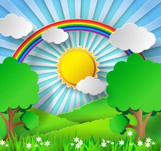 Sunny Day - Obrázkek zdarma pro 320x320