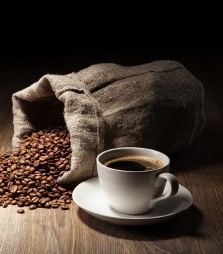 Still Life With Coffee Beans - Obrázkek zdarma pro 132x176