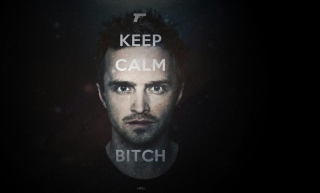 Keep Calm And Watch Breaking Bad - Obrázkek zdarma pro Fullscreen Desktop 1280x1024