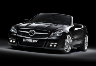 Free Brabus Sl Sv 12 S Picture for Android, iPhone and iPad