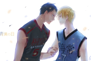Free Kurokos Basketball Picture for Android, iPhone and iPad