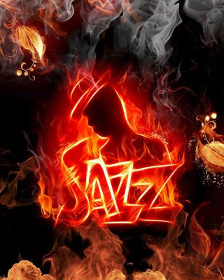 Jazz Fire HD - Obrázkek zdarma pro iPhone 5