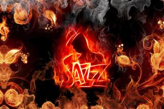Jazz Fire HD - Obrázkek zdarma pro Samsung Galaxy A5