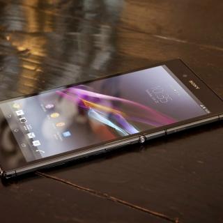 Sony Xperia Z Ultra - Obrázkek zdarma pro iPad