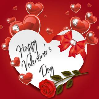 Valentines Day Present - Obrázkek zdarma pro iPad 2
