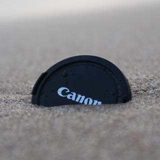 Canon - Obrázkek zdarma pro iPad