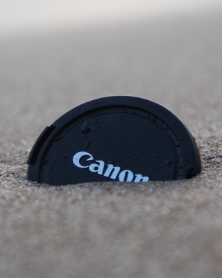 Canon - Obrázkek zdarma pro 240x432