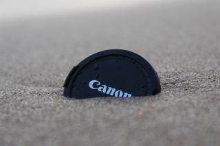 Canon - Obrázkek zdarma pro Google Nexus 7