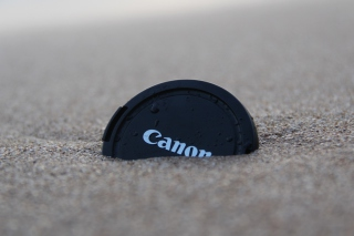 Canon - Obrázkek zdarma pro Sony Xperia Tablet Z