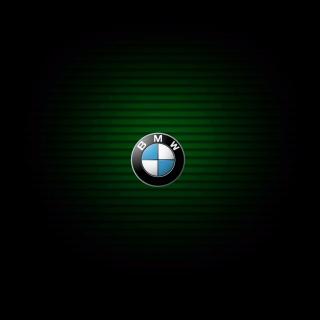 BMW Emblem - Obrázkek zdarma pro 208x208