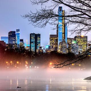 New York Central Park - Obrázkek zdarma pro 208x208