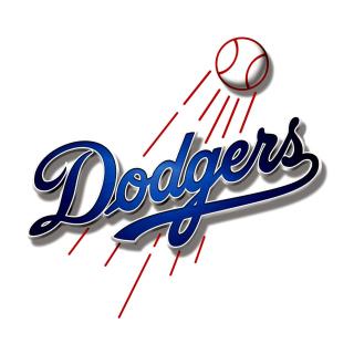 Los Angeles Dodgers Baseball - Obrázkek zdarma pro iPad mini