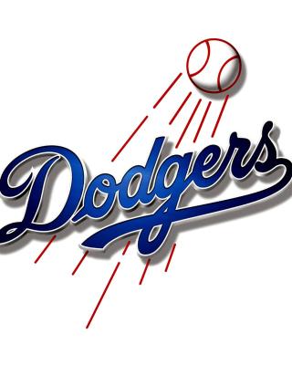 Los Angeles Dodgers Baseball - Obrázkek zdarma pro iPhone 6 Plus