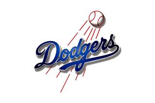Los Angeles Dodgers Baseball - Obrázkek zdarma pro Samsung Galaxy Tab 2 10.1