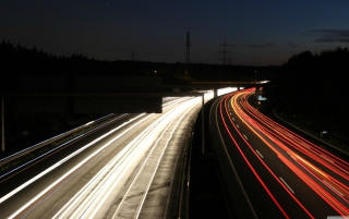 Free German Highway Picture for Android, iPhone and iPad