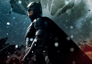 The Dark Knight Rises Wallpaper for Android, iPhone and iPad