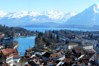 Free Bern Switzerland Picture for Android, iPhone and iPad