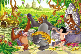 Jungle Book Mowglis Story Picture for Android, iPhone and iPad