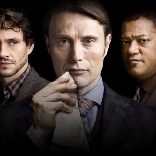 Hannibal Tv Series - Obrázkek zdarma pro iPad 2
