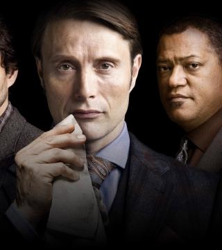 Hannibal Tv Series - Obrázkek zdarma pro Nokia Asha 203