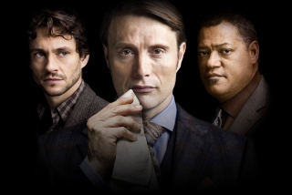 Hannibal Tv Series - Obrázkek zdarma pro HTC Desire